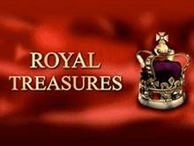 Royal Treasures играть на деньги в казино Эльдорадо