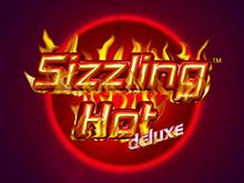 Sizzling Hot Deluxe играть на деньги в клубе Эльдорадо