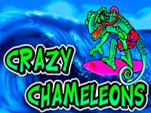 Crazy Chameleons играть на деньги в клубе Эльдорадо