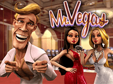 Mr. Vegas играть на деньги в казино Эльдорадо
