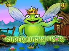 Super Lucky Frog играть на деньги в клубе Эльдорадо