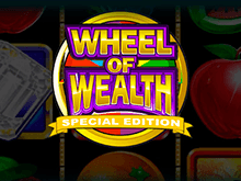 Wheel Of Wealth Special Edition играть на деньги в клубе Эльдорадо