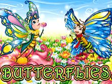 Butterflies играть на деньги в клубе Эльдорадо