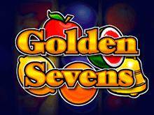 Golden Sevens играть на деньги в казино Эльдорадо