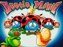 Beetle Mania играть на деньги в клубе Эльдорадо