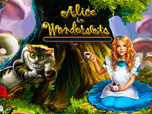 Alice In Wonderland Слот