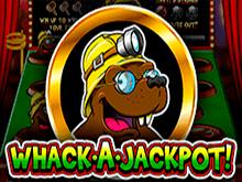 Игровой аппарат Whack A Jackpot на деньги